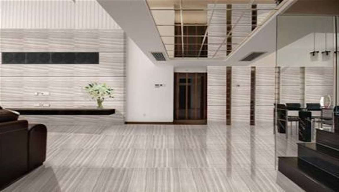 how to refinish marble tile floors