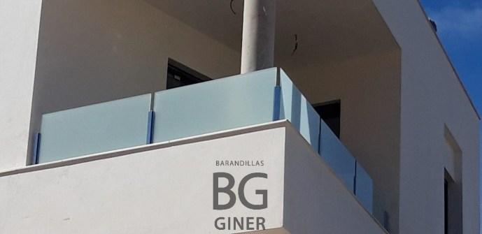 barandilla crista glass inox exterior