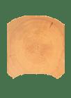 Kuusamo Tronco macizo tradicional 220x230mm