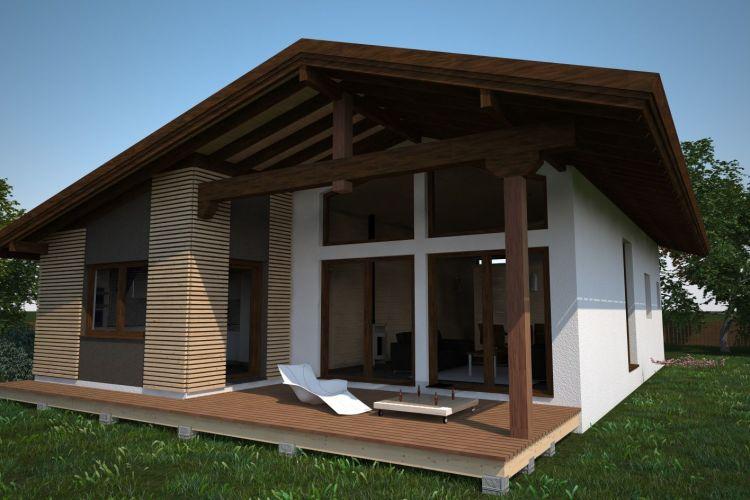 Comenzamos la nueva casa Biopasiva de Nestares (La Rioja)