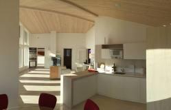 Interior cocina invierno