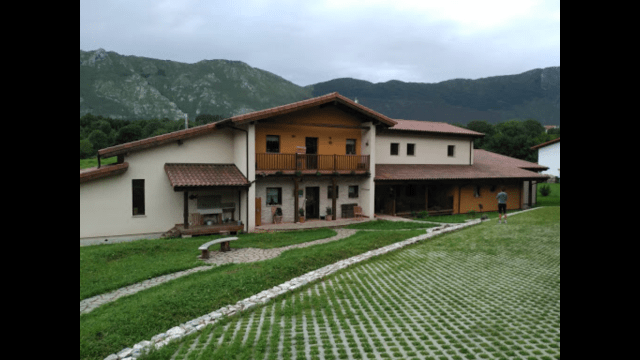 Hote rural biopasivo Ribadesella