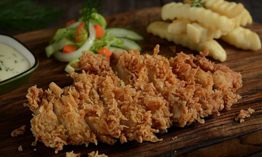 Crispy Chicken Fillet – 29K
