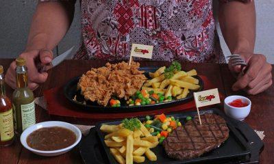 Promo Hari Batik Makan Steak Jakarta