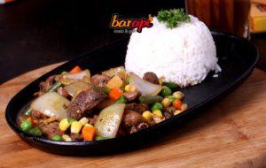 Blackpepper Rice Hotplate Steak – 30K