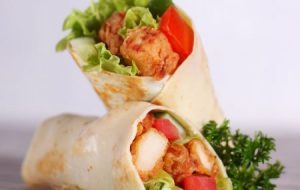 CHICKEN WRAP – 15K