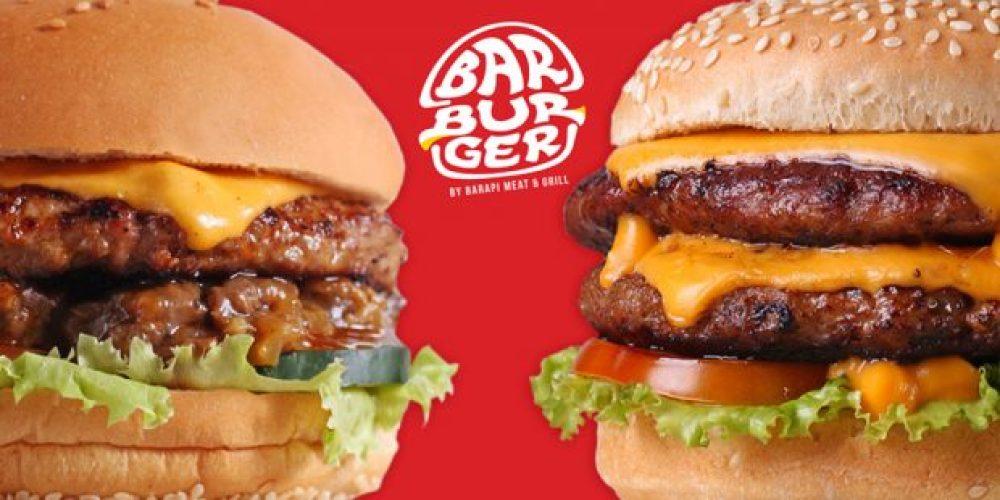 makan burger enak Jakarta