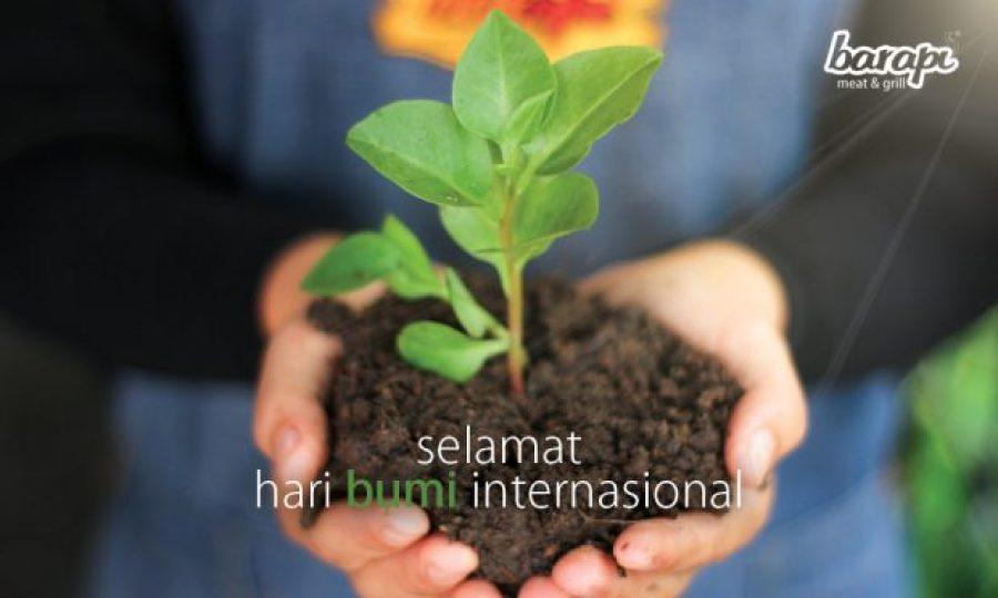 Gerakan Seribu Pohon di Hari Bumi