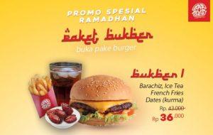 Paket Bukber Jadi Pesona Bar Burger