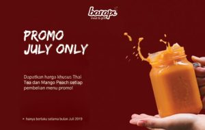 Promo July: Steaklovers Tersenyum Bangga