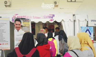 restoran steak Jakarta ikut job fair