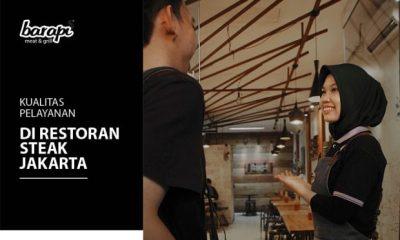 pelayanan premium di restoran steak Jakarta ternama