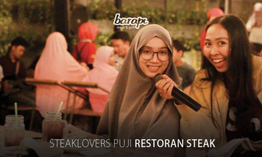 Steaklovers Puji Restoran Steak