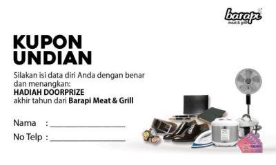 undian akhir di restoran steak premium di jakarta dan tangerang