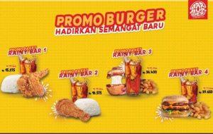 Promo Burger Hadirkan Semangat Baru