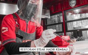 Restoran Steak Hadir Kembali