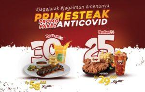 Promo Steak Anti Covid hadir di Jakarta