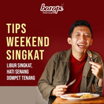 Tips Weekend Seru Sambil Nyobain Steak Enak di Jakarta