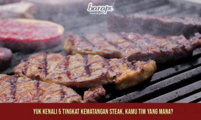 5 Tingkat Kematangan Steak Enak, Tips ala Restoran Steak Terbaik di Jakarta
