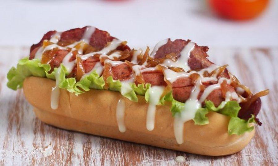 8 Lokasi Hotdog Halal Enak dan Murah di Jakarta