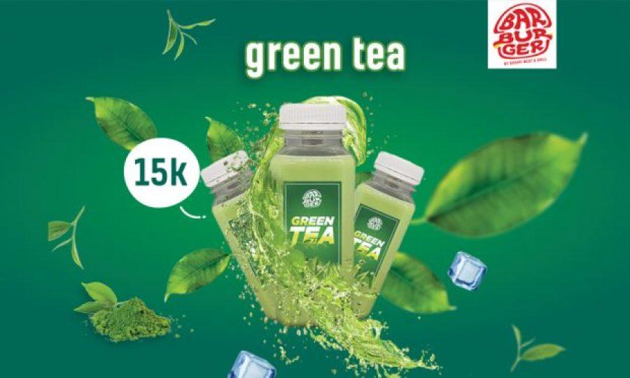 Green Tea – 15K