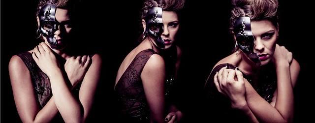 dark halloween mask badstyle
