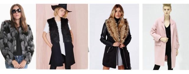 fur jacket vest
