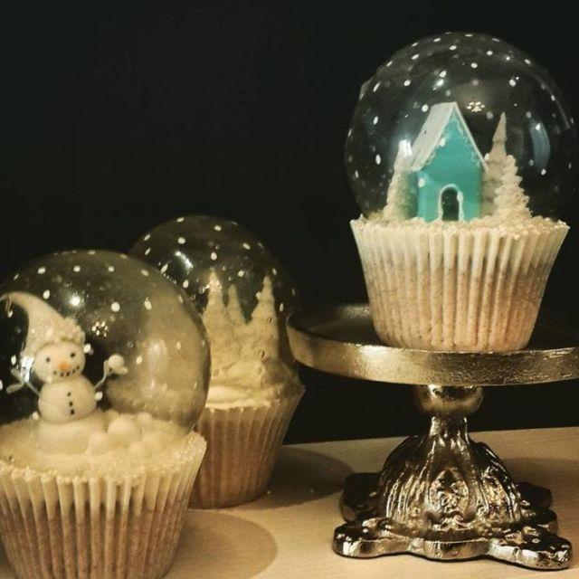 gelatine snow globe