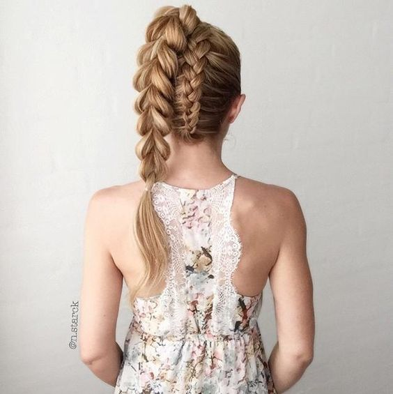 double dutch braids