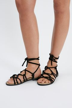 lace up sandals on sale