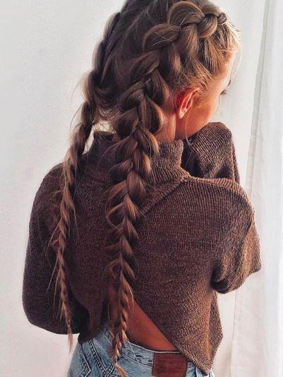 boho fresh braids