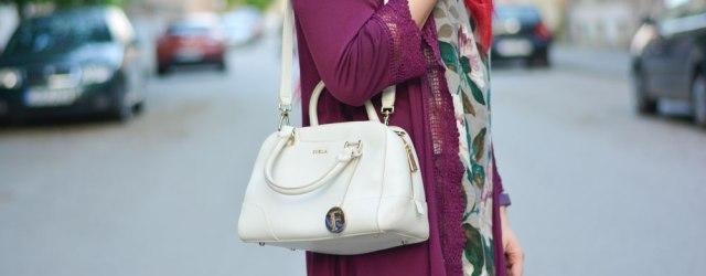 white furla bag