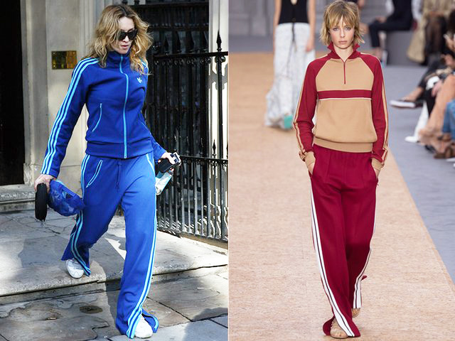 tracksuit fashion