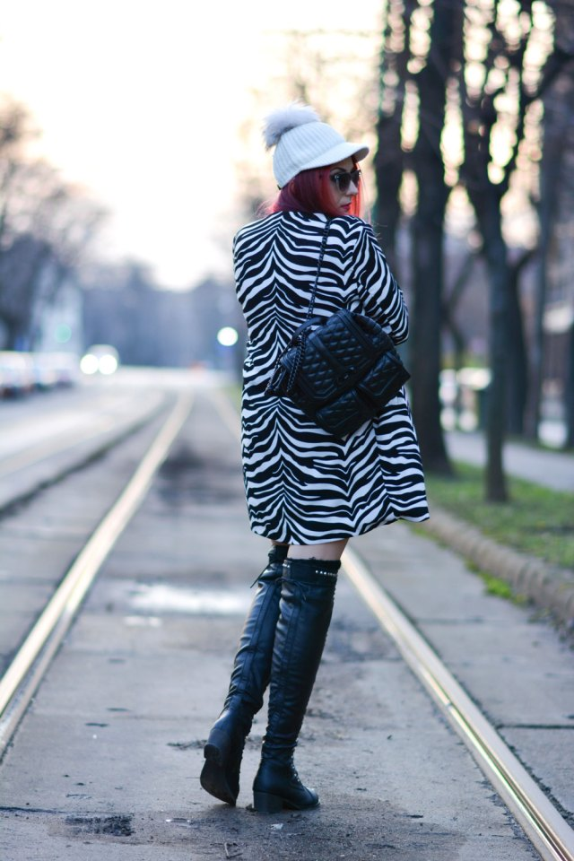 quilted backpack fashion