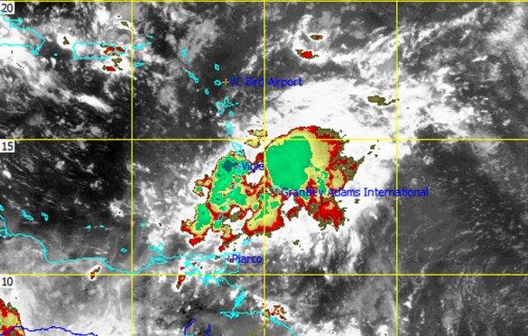Tropical Storm Chantal Blog