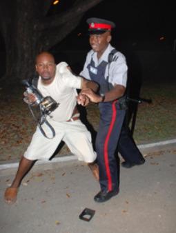 Police Arrest Barbados Reporter