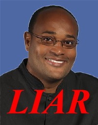 Patrick Todd - Dishonest Barbados Government Minister