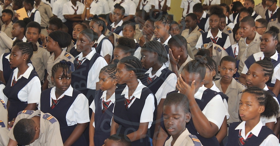 Preserving the Alleyne School brand