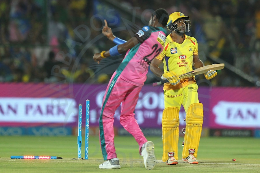 IPL: Buttler leads Rajasthan to exciting victory