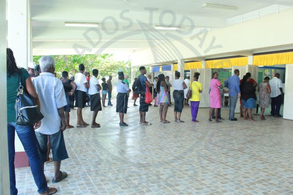 ELECTIONS - 'Seamless' voting in St James South
