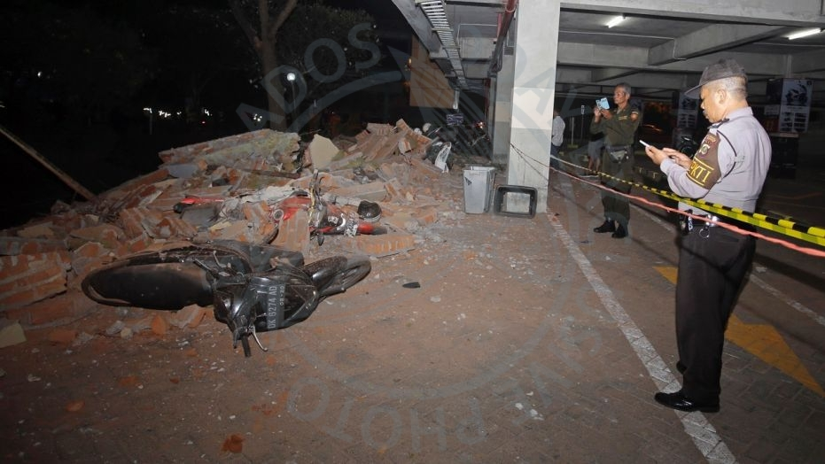 7.0-magnitude quake  hits Indonesia