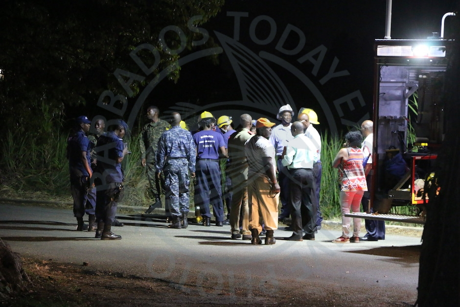 Police recover body of man after more than six-hour operation