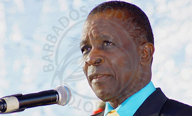 Prime Minister of Grenada Dr Keith Mitchell
