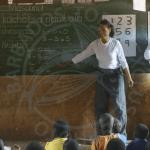 Rihanna champions right to education