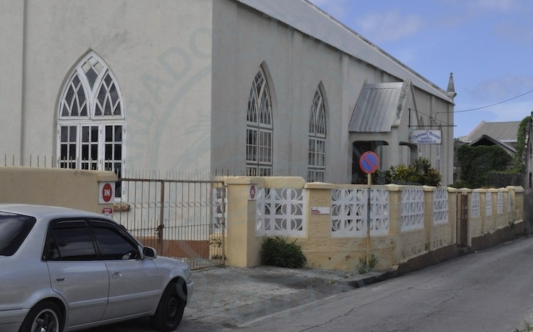 Christian Mission Church became the latest scene of a shooting on Sunday afternoon.