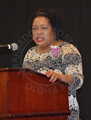 Senator Lucille Moe