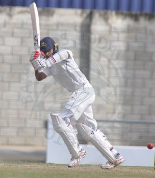 Shane Dowrich completed a second half-century in the match but his overall efforts were in vain.