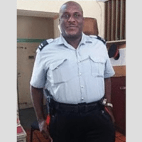 RBPF mourns passing of Constable Alfred Clarke