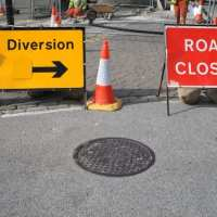 Temporary closure of section of Mayhoe Avenue