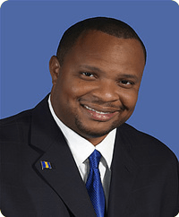 Chris Sinckler, Minister of Finance